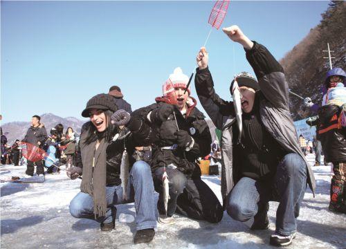 Cùng hãng Korean Air tham gia những lễ hội độc đáo nhất Hàn Quốc