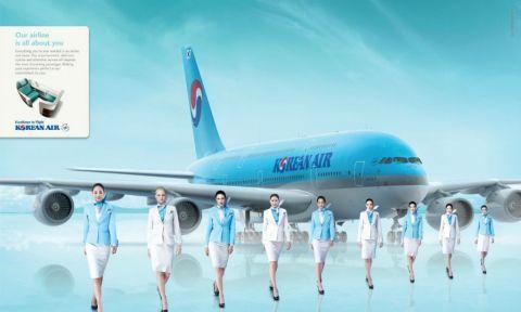 Hãng Hàng Không Quốc Gia Korean Air