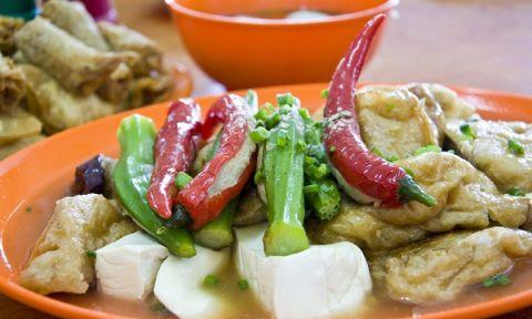 Những món ăn đường phố nổi tiếng tại Kuala Lumpur