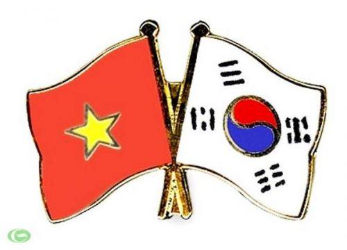 Từ Việt Nam sang Hàn Quốc bao nhiêu km?
