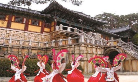 Khoảng cách từ Hà Nội đến Seoul?