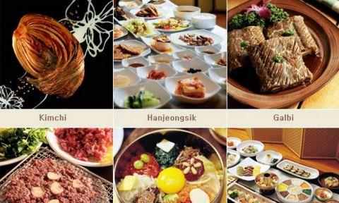 Ăn gì khi đến Hàn Quốc