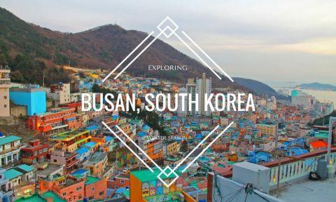 Những địa điểm đẹp ở Busan
