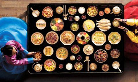 Các món ăn truyền thống Hàn Quốc