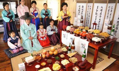 Văn hóa truyền thống Hàn Quốc