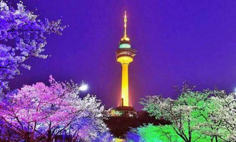 Tháp Namsan Hàn Quốc