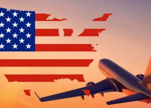 Vé máy bay đi Mỹ bao nhiêu?
