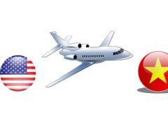 Đi Mỹ nên đi hãng máy bay nào