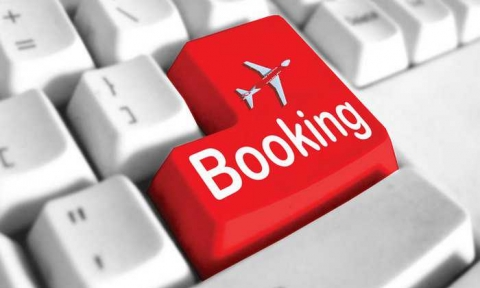 Korean Air booking