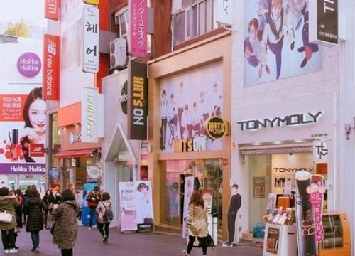 Du lịch Hàn Quốc nên mua gì?