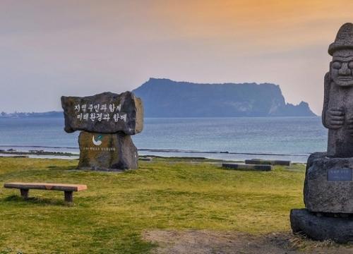 Cảnh đẹp Đảo Jeju Hàn Quốc
