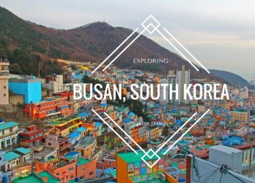 Những địa điểm được ưa thích nhất Busan Hàn Quốc