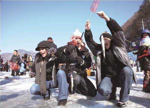 Các lễ hội nổi tiếng ở Hàn Quốc
