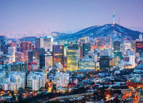 Giá vé máy bay đi Seoul Hàn Quốc