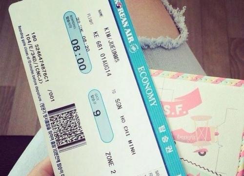 Giá vé máy bay từ TP.HCM đi Seoul Hàn Quốc