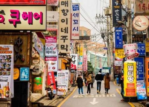 Giá vé máy bay khứ hồi đi Hàn Quốc