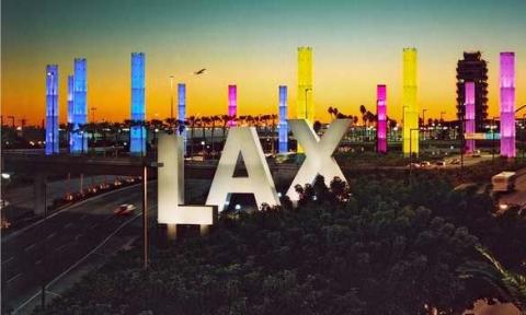Sân bay California - Các siêu phi trường
