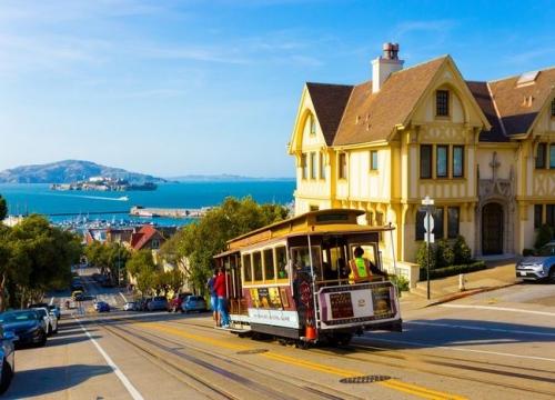 Khuyến mãi vé máy bay khứ hồi đi San Francisco từ TP.HCM chỉ 485 USD