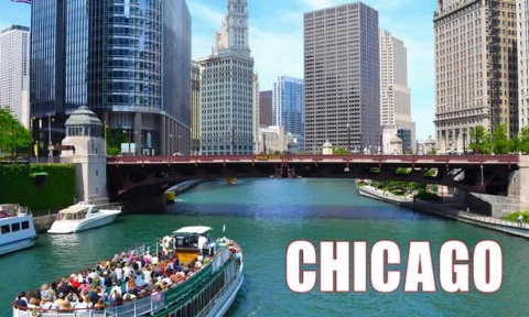 Khuyến mãi vé máy bay đi Chicago khứ hồi từ TP.HCM chỉ 571 USD