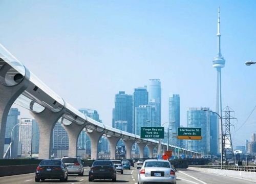 Khuyến mãi vé máy bay đi Toronto khứ hồi từ TP.HCM chỉ 808 USD