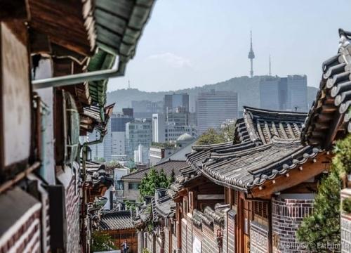 Khuyến mãi vé máy bay đi Seoul từ TP.HCM chỉ 210 USD