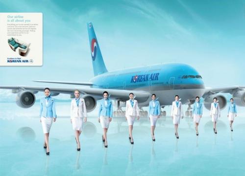 Hãng hàng không Korean Air có tốt không?