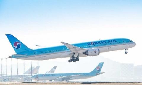 Hãng hàng không Korean Air tại TP.HCM