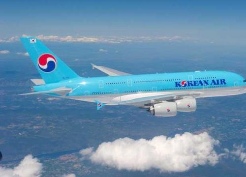 Hãng hàng không Hàn Quốc Korean Air được công nhận 5 sao