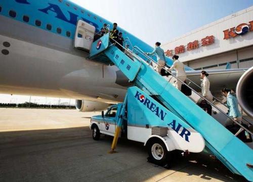Phòng vé Korean Air tại TP.HCM