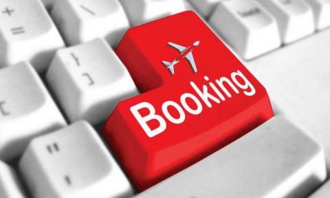 Korean Air booking