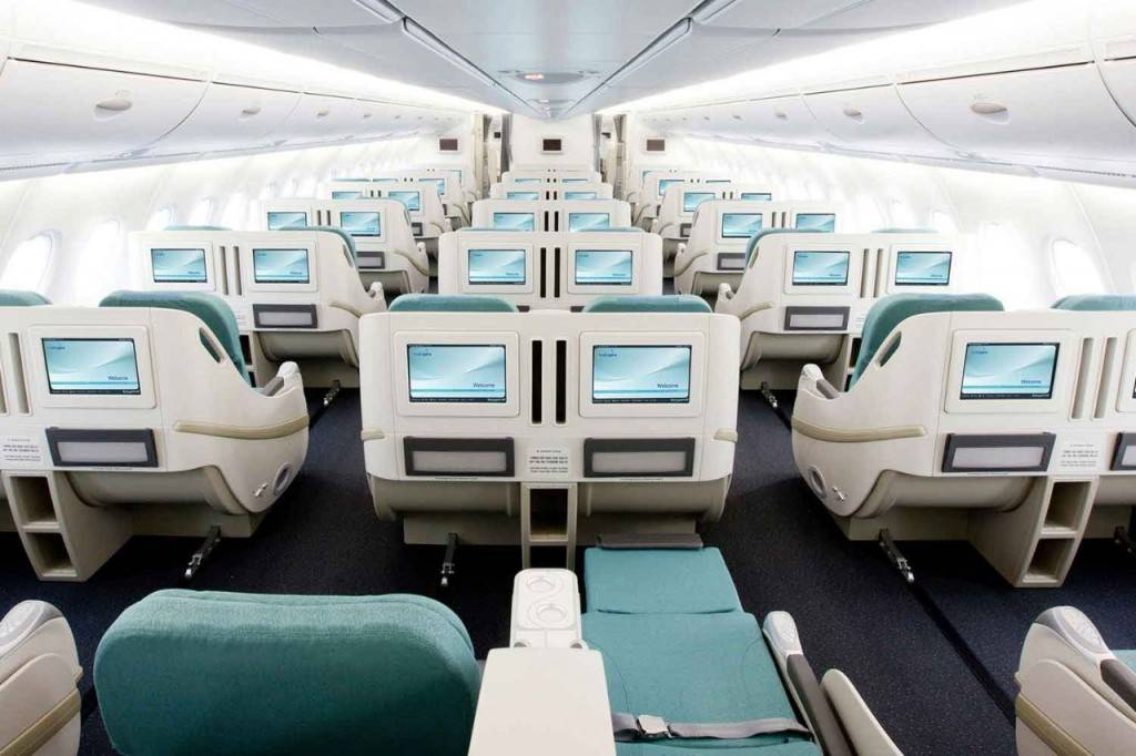 ve may bay korean air giá re 3