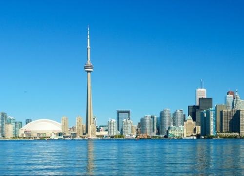 Vé Máy Bay Đi Toronto Canada chỉ từ 435 USD