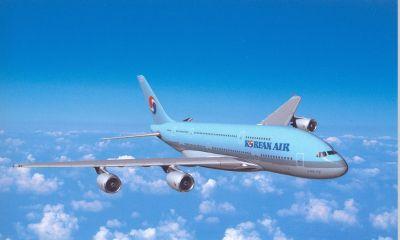 Vé Máy Bay Korean Air Đi Seattle Giá Rẻ