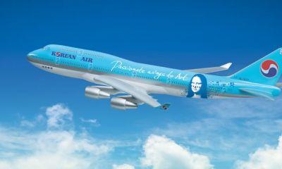 Vé Máy Bay Korean Air Đi Phoenix