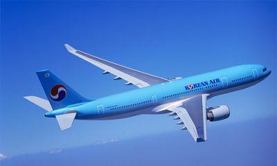 Vé Máy Bay Korean Air Đi Calgary