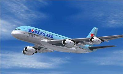 Vé Máy Bay Korean Air Đi Austin