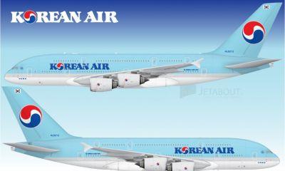 Vé Máy Bay Korean Air Đi Kansas