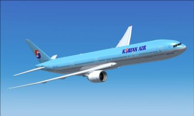 Vé Máy Bay Korean Air Đi Nashville