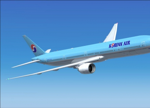 Vé Máy Bay Korean Air Đi Louisville Kentucky