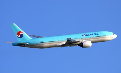 Vé Máy Bay Korean Air Đi Buffalo New York
