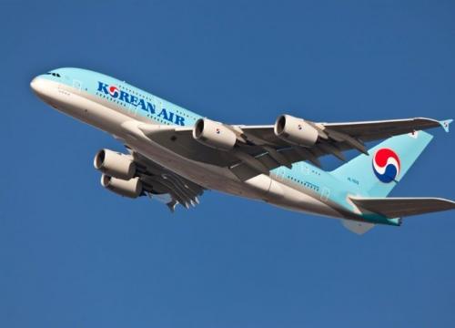 Vé Máy Bay Korean Air Đi El Paso Texas