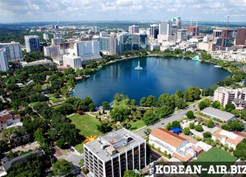 Vé Máy Bay Đi Orlando Mỹ Giá Rẻ