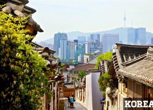 Vé Máy Bay Khứ Hồi Đi Hàn Quốc Giá Rẻ Từ TP.HCM