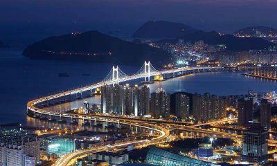 Vé máy bay đi Busan giá rẻ chỉ từ 300 USD của Korean Air
