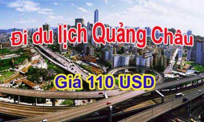 Vé máy bay Korean Air giá rẻ đi Quảng Châu