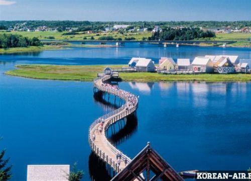 Vé Máy Bay Đi Canada Giá Rẻ Đến Moncton Chỉ Từ 333 USD