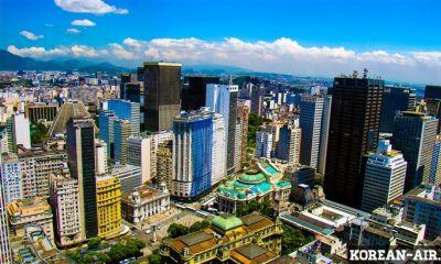 Vé Máy Bay Đi Rio De Janeiro Brazil Của Korean Air Chỉ Từ 427 USD