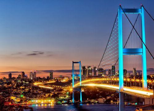Vé máy bay đi Istanbul Thổ Nhĩ Kỳ hãng Korean Air
