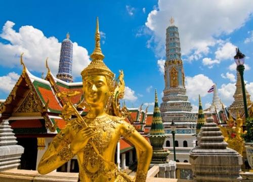 Vé máy bay đi Bangkok hãng Korean Air