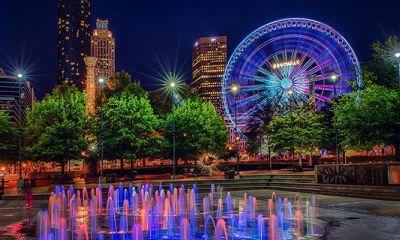 Đặt Vé Máy Bay Đi Atlanta Giá Rẻ Nhất
